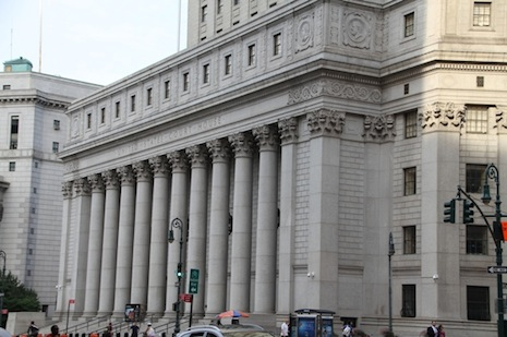 <p>The Court of Appeals in New York (picture: Reuters)</p>
