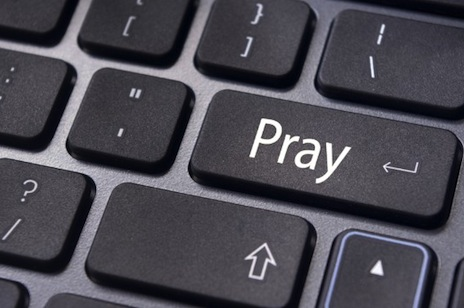 Is the internet killing religion?