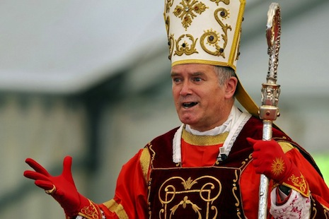 Report says SSPX leader Fellay had encounter with the pope