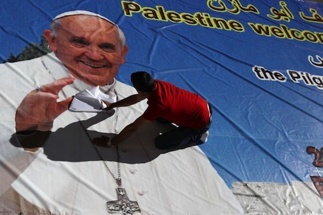 Rabbi and Muslim leader to go with pope to Holy Land