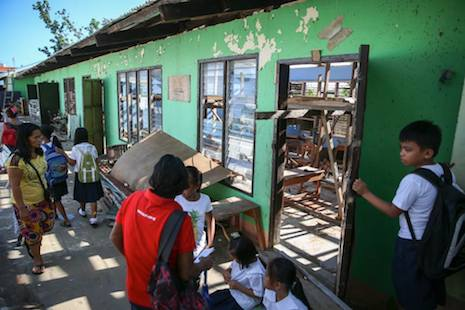 Big drop in Philippines Catholic school enrollment
