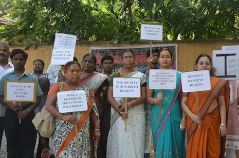 India protesters lambast government over latest rape case