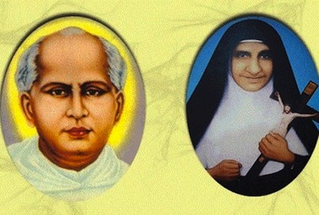 Date announced for dual Indian canonizations