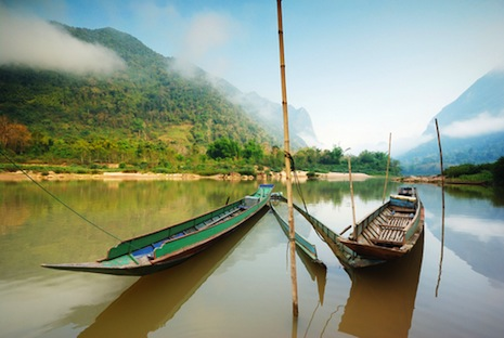 Laos agrees to discuss dam project with neighbors