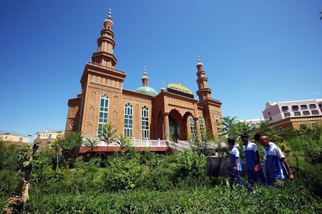China restricts Ramadan fasting in Xinjiang