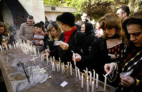 Catholic aid groups scramble to help Iraqi Christians