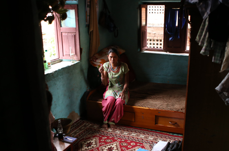 For Nepal's widows, Qatar remains a migrant graveyard