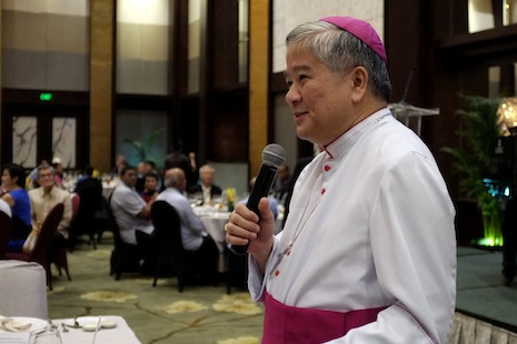 Archbishop urges 'secret society' crackdown in Catholic schools