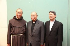 Vatican appoints three new bishops for Hong Kong