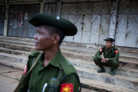 China backed dam projects fueling conflict in Shan State