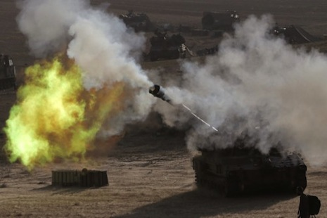 Israel holds off Gaza ground assault as world urges calm
