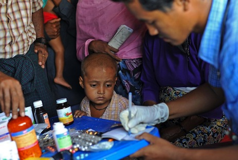Myanmar invites medical aid service MSF back to Rakhine