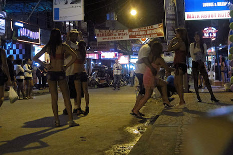 Legal prostitution won't stop HIV, says Philippines sex worker