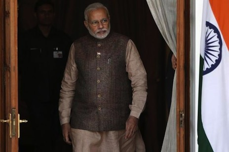 India's Modi criticized for silence on religious clashes