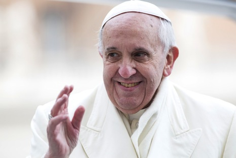From Pope Francis: 10 tips for peace and happiness