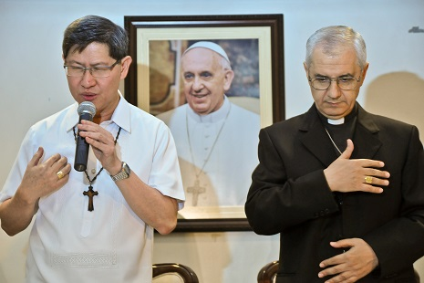 Vatican confirms dates for pope's Philippines visit