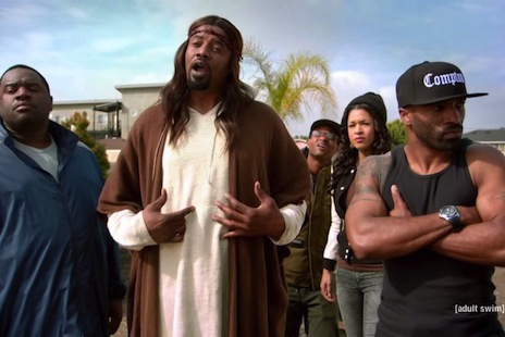 US Christian fury over 'Black Jesus' TV comedy