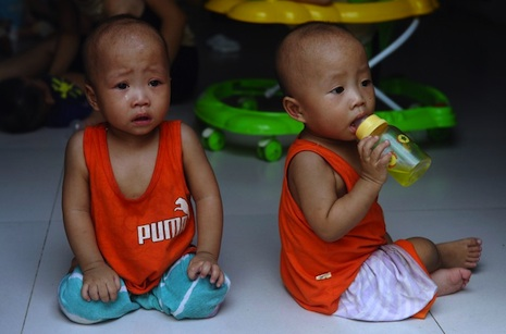 Women arrested for child trafficking at Vietnam orphanage