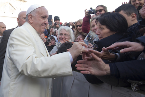 Pope could send greeting to China en route to Korea