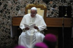 Faith is empathetic and not superficial, Pope Francis tells Asian bishops