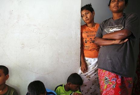 Concern raised for children in Thai detention centers