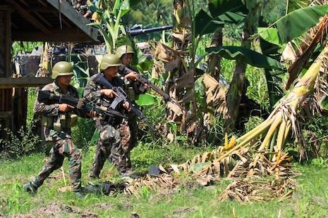 Jesuit priest seeks academic discussion on Mindanao peace