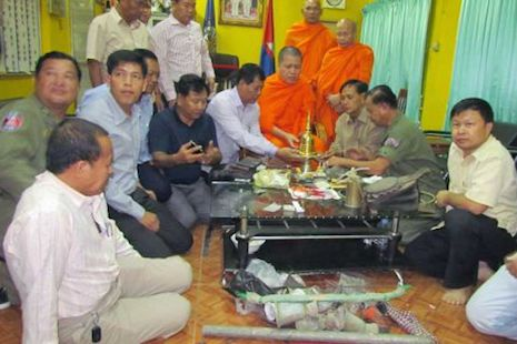 The varying speeds of 'justice' in Cambodia