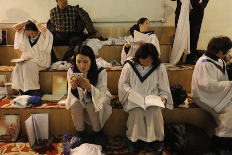 Why China's churches are full and communist leaders are furious
