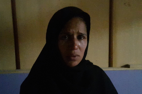 Pakistani Christian woman miscarries following public beating