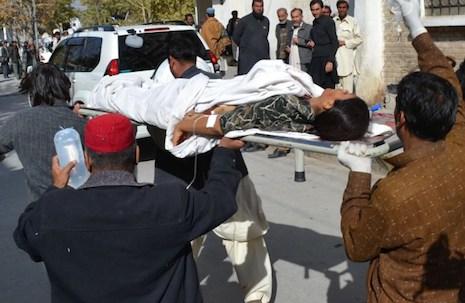 Two polio guards shot dead in Pakistan