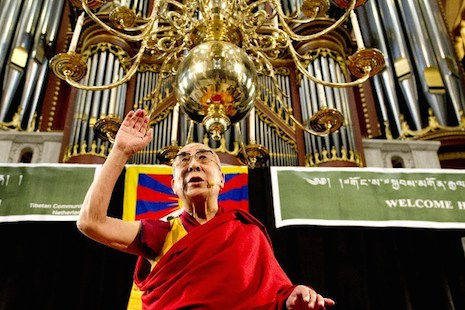 No Pope meeting for Dalai Lama as Vatican eyes China ties
