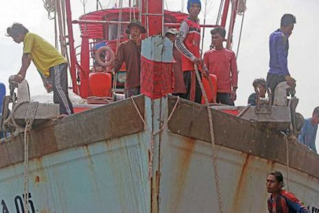 Thai proposal to use prisoners in fishing industry draws criticism