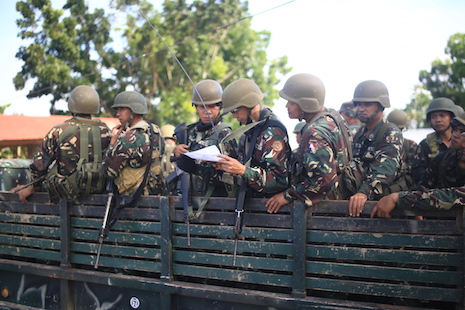 Philippines sets Christmas truce with communist rebels