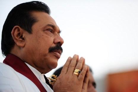 Sri Lanka's Rajapaksa concedes election defeat
