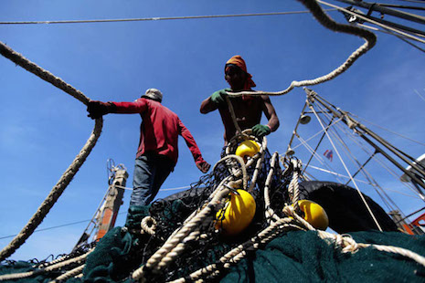 Groups criticize Thailand's plan to use prison labor on trawlers