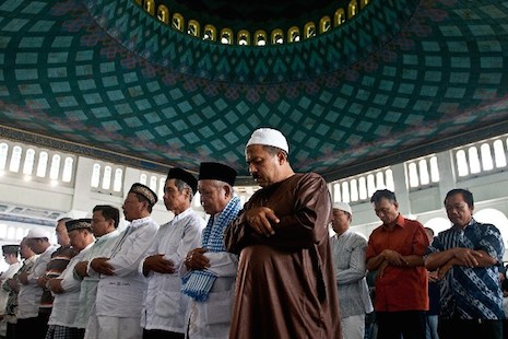 West's 'Charlie Hebdo' defense worries Asia's moderate Muslims