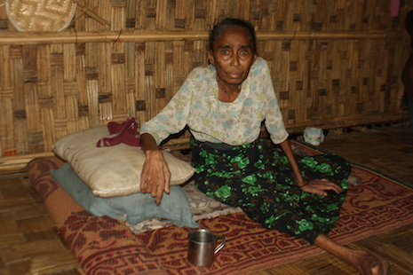 MSF resumes aid work in Rakhine state
