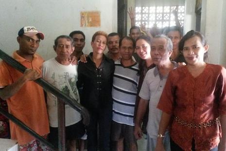 Indonesia court sentences Maluku protesters