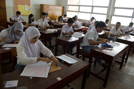 Indonesia's students crave alternatives to rote learning