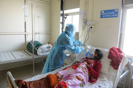 Panic spreads as swine flu deaths rise in India