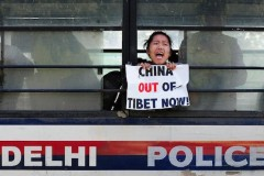 Protests in India, Nepal mark Tibet uprising anniversary