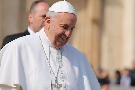 Pope carries his late grandmother's words with him every day
