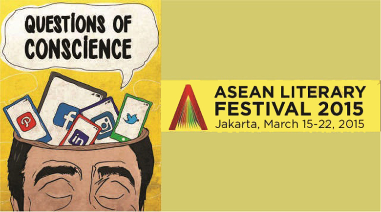 Asean literary festival promotes militant moderates against extremism