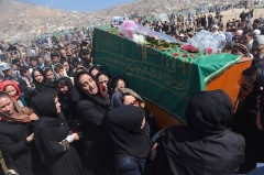 Lynching turns focus on women's rights in Afghanistan