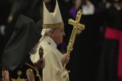 Pope Armenian 'genocide' speech sparks bitter row with Turkey