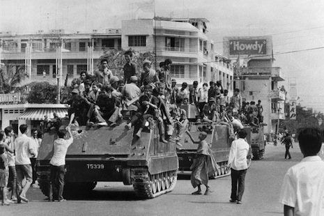 Forty years on, wide gulf remains between ex-Khmer Rouge, survivors