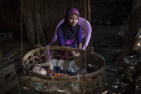 Myanmar's population control bill bad for women, minorities