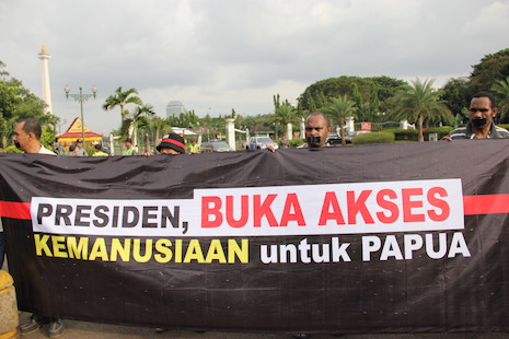 Activists call on Indonesia to open Papua to journalists