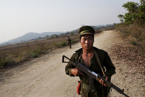 Ethnic leaders call for amendment to Myanmar constitution