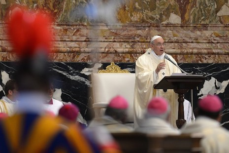 Pope says environmental sinners will answer to God